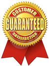 CUSTOMER GUARANTEED SATISFACTION